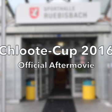 Chloote-Cup 2016 Official Aftermovie